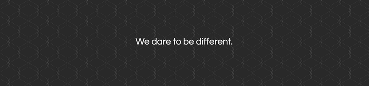 dare to be different slide